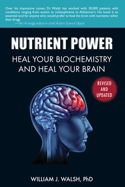 Nutrient Therapy by Dr William J Walsh